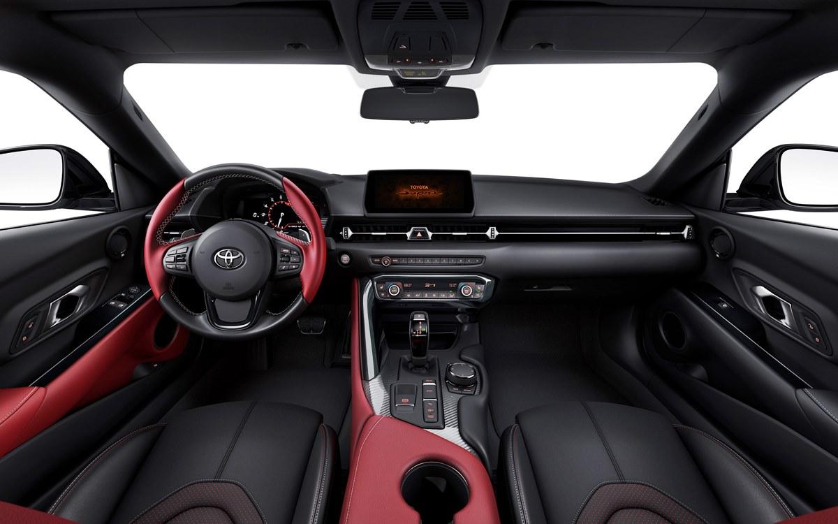 Toyota GR Supra: El regreso de una leyenda