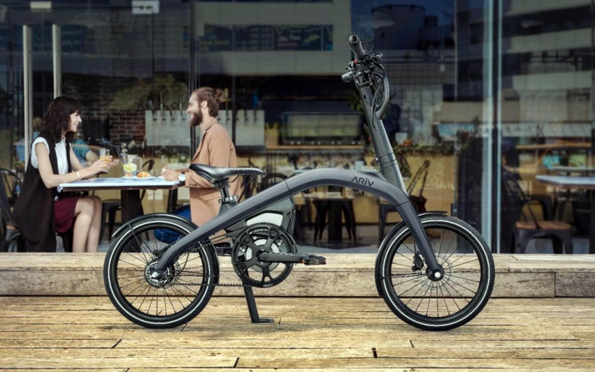 ARIV: La marca de bicicletas eléctricas de General Motors