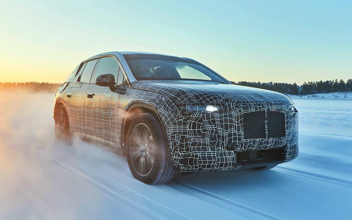 BMW incorporará funciones de interacción gestual, de voz y con la mirada