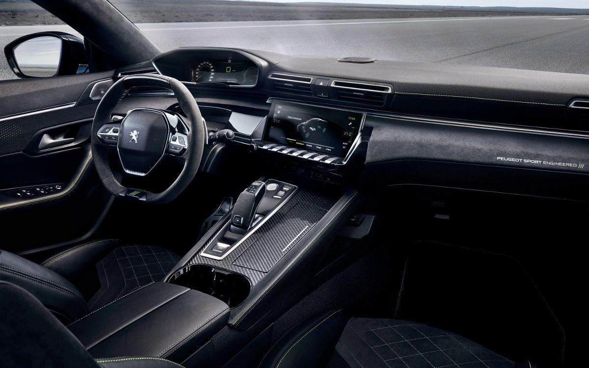 Concept 508 Peugeot Sport Engineered: Un rugido electrizante