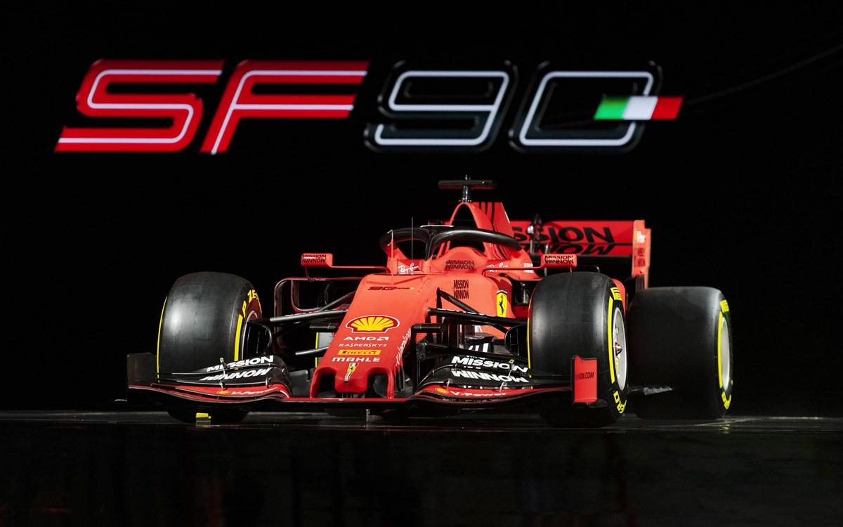 Ferrari SF90: El caballito de batalla de la Scuderia