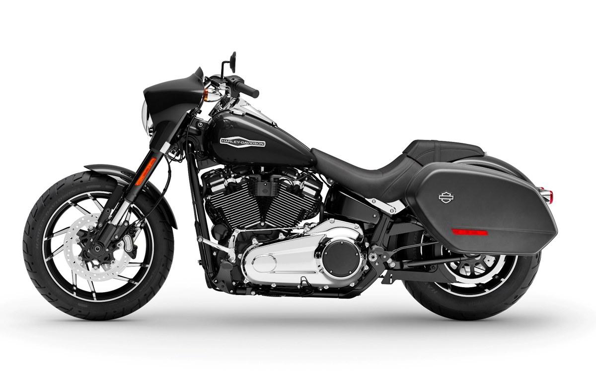 Harley-Davidson Sport Glide 2019 ya en la Argentina