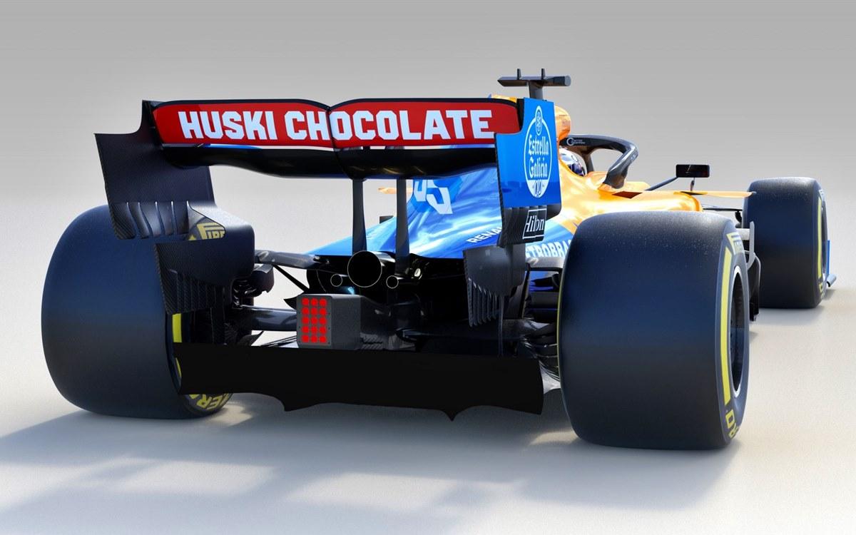 McLaren MCL34: En busca de la redención