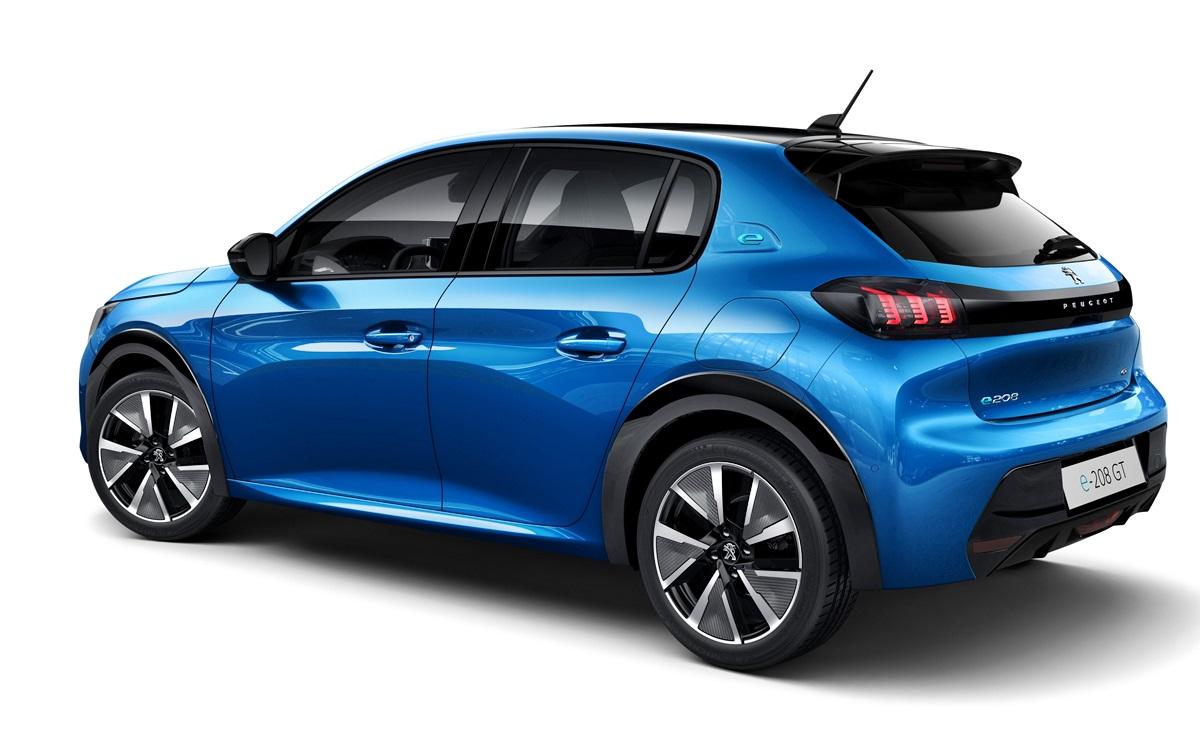 Peugeot e-208: El León se vuelve eléctrico