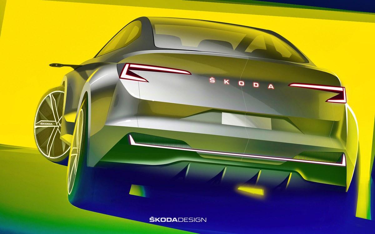 El futuro eléctrico de Skoda