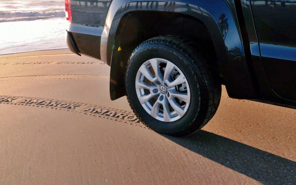 Verano 2019: VW Amarok dejó su huella