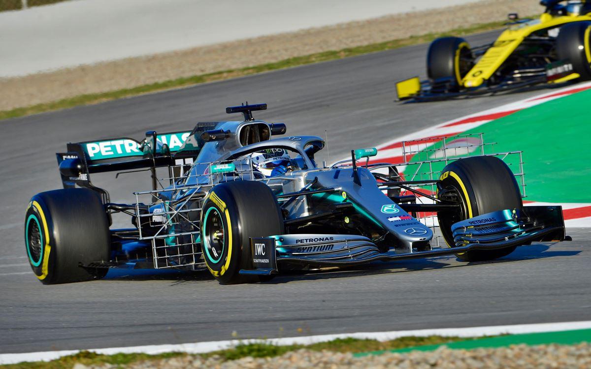 Sebastian Vettel y Ferrari la primera referencia