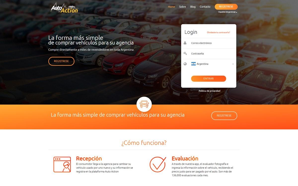 Auto Action abre operaciones en Argentina