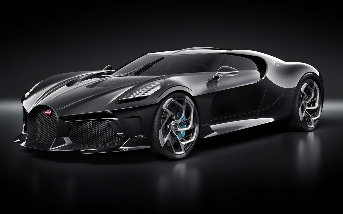 10 cosas que tenés que saber del Bugatti La Voiture Noire, el auto más caro de la historia