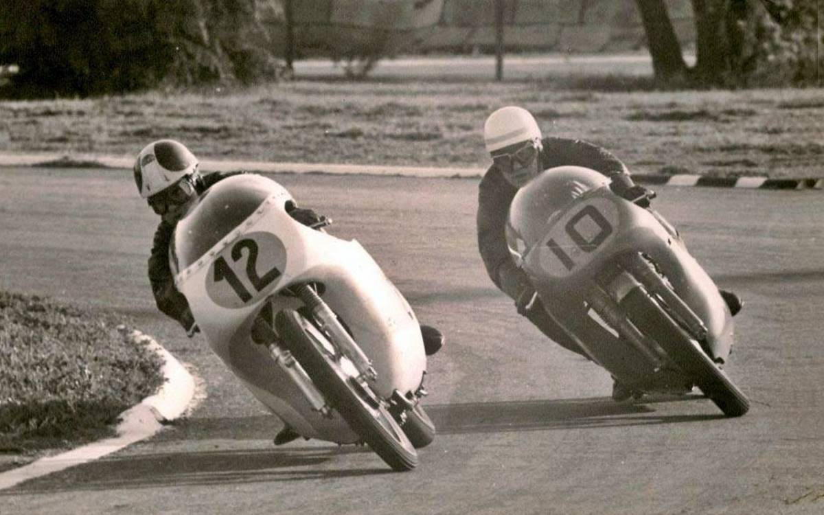 Aquella victoria de Chiche Caldarella en el GP de Argentina de 1962