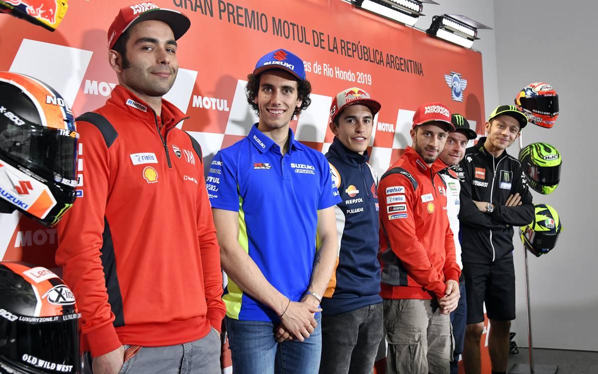 Hablan los protagonistas del GP de Argentina