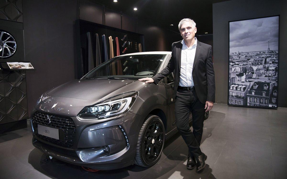 Nuevo director en DS Automobiles Argentina