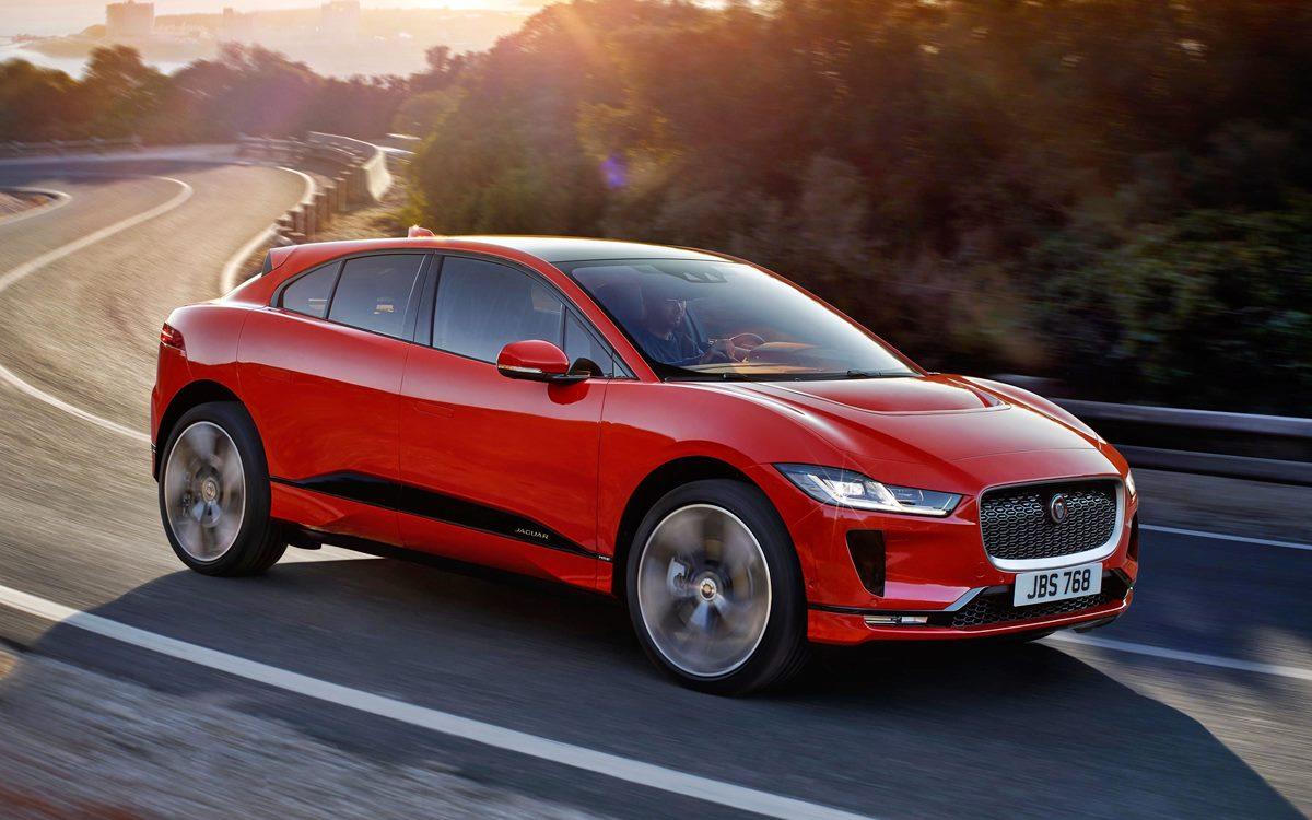 El Jaguar I-Pace, Coche del Año en Europa 2019