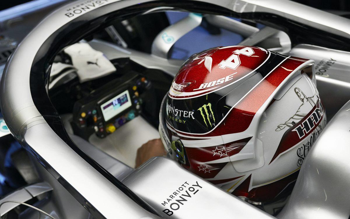 Así funciona un volante de Fórmula 1
