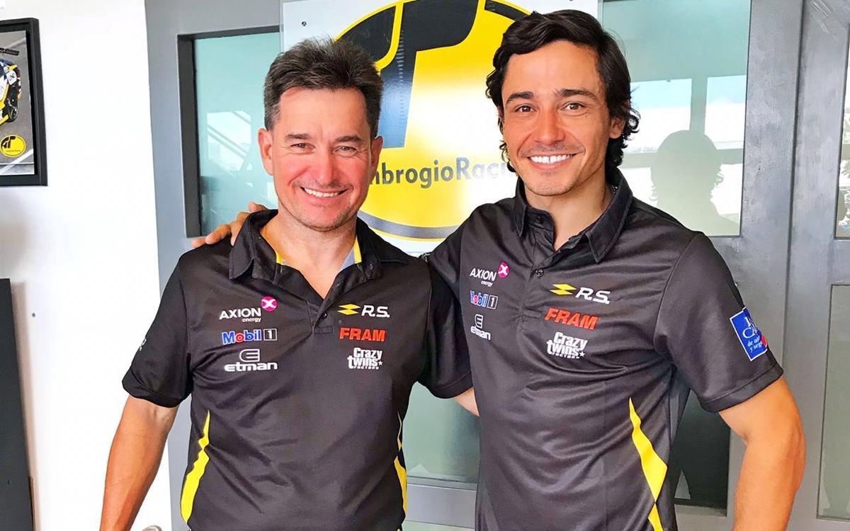 Matías Milla llega a Renault Sport