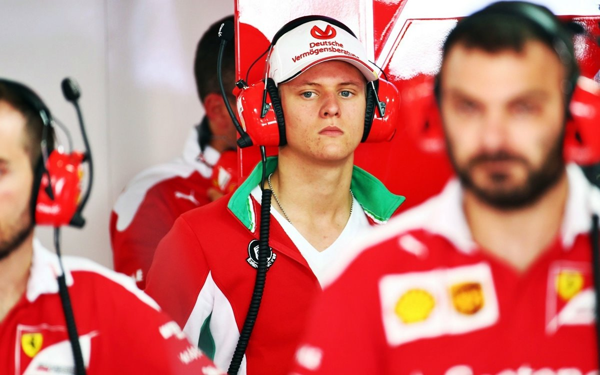 Mick Schumacher listo para desembarcar en la Fórmula 1