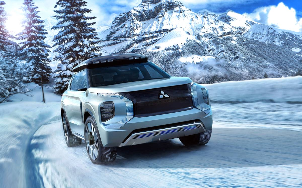 Mitsubishi Engelberg Tourer: Preparado para la aventura
