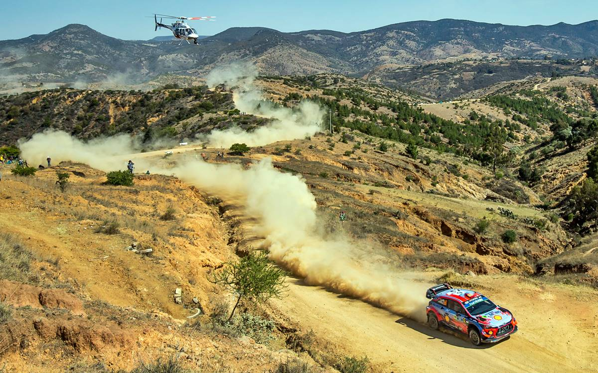 Rally Argentina 2019: Primeros inscriptos