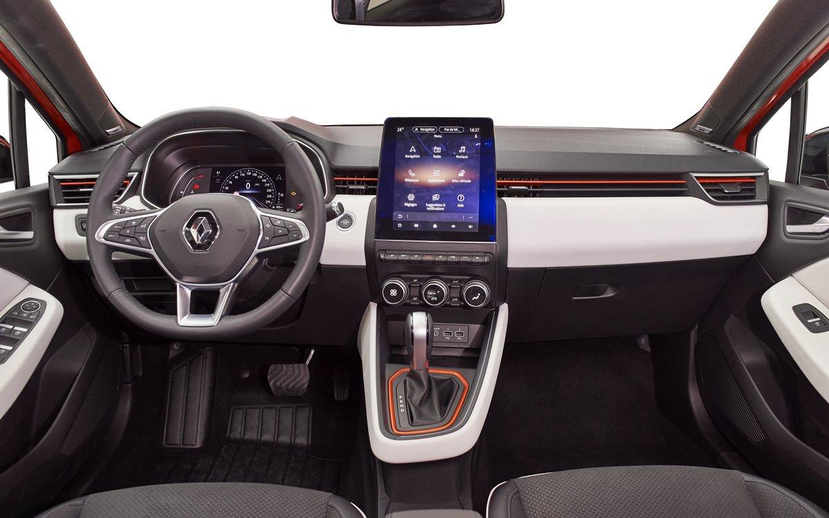 Así es el nuevo Renault Clio