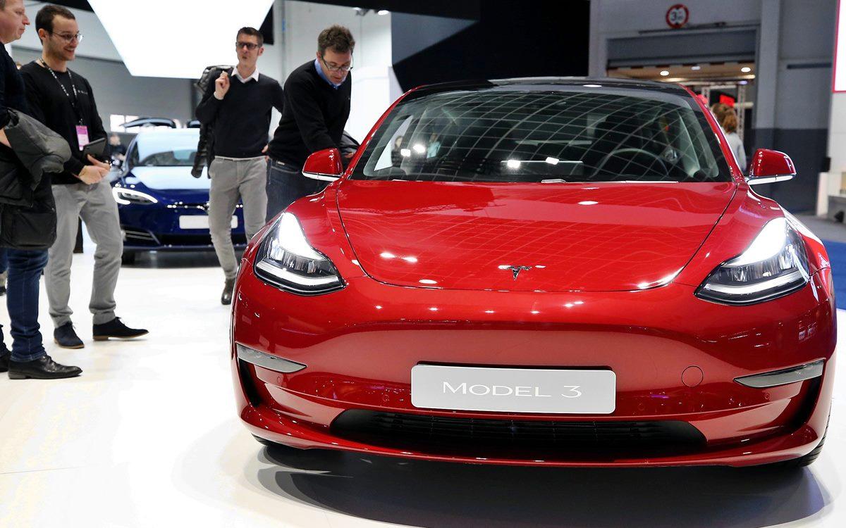 Tesla solo venderá sus modelos de manera online
