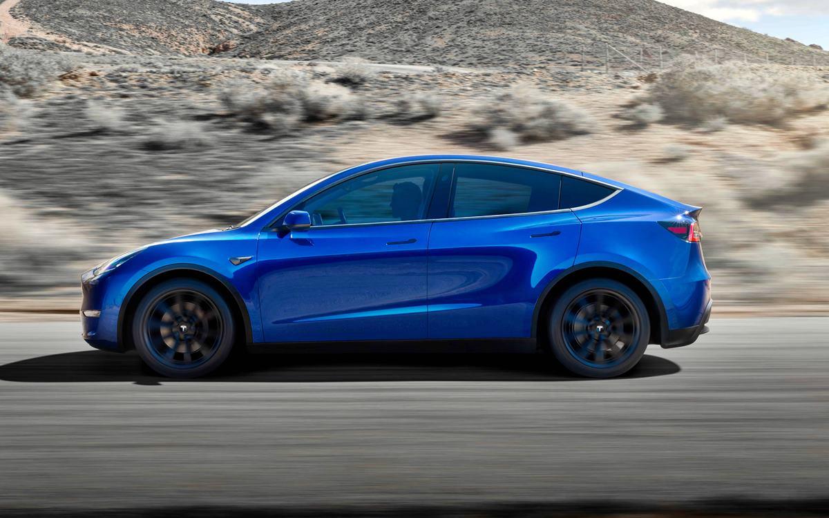 El Tesla Model Y llega en cuatro versiones