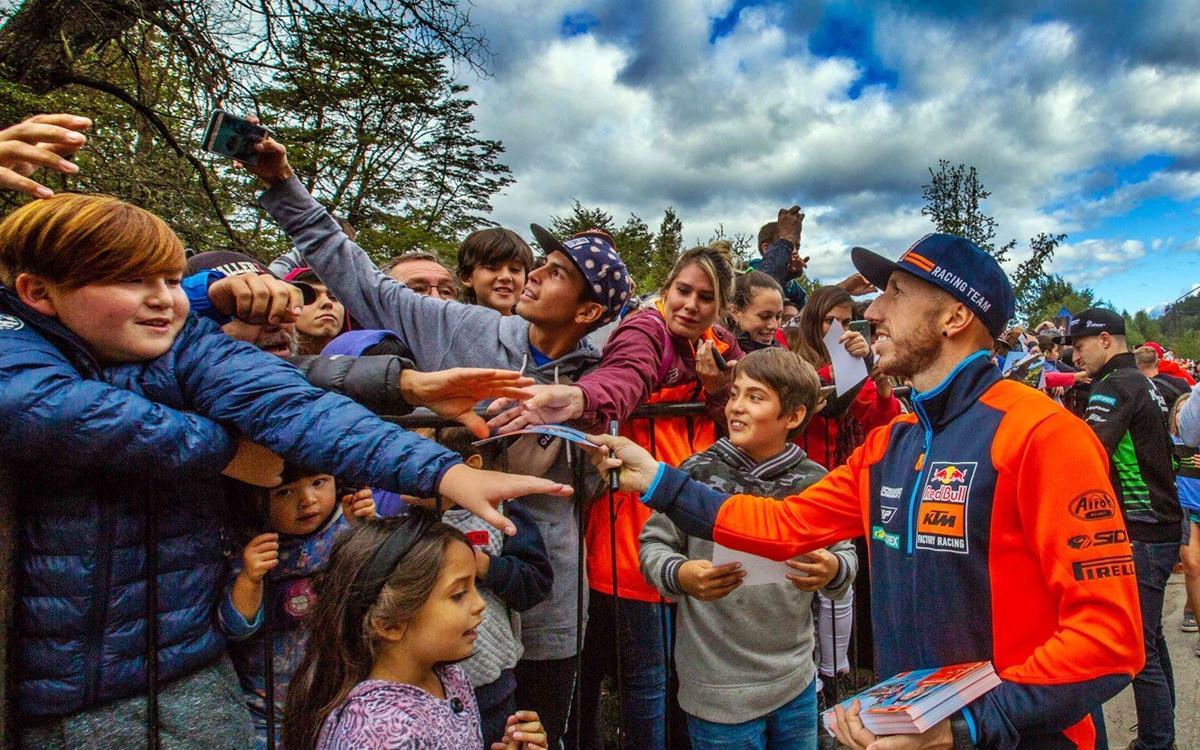 MXGP Patagonia Argentina: ¡Al fin la gloria para Tony Cairoli!