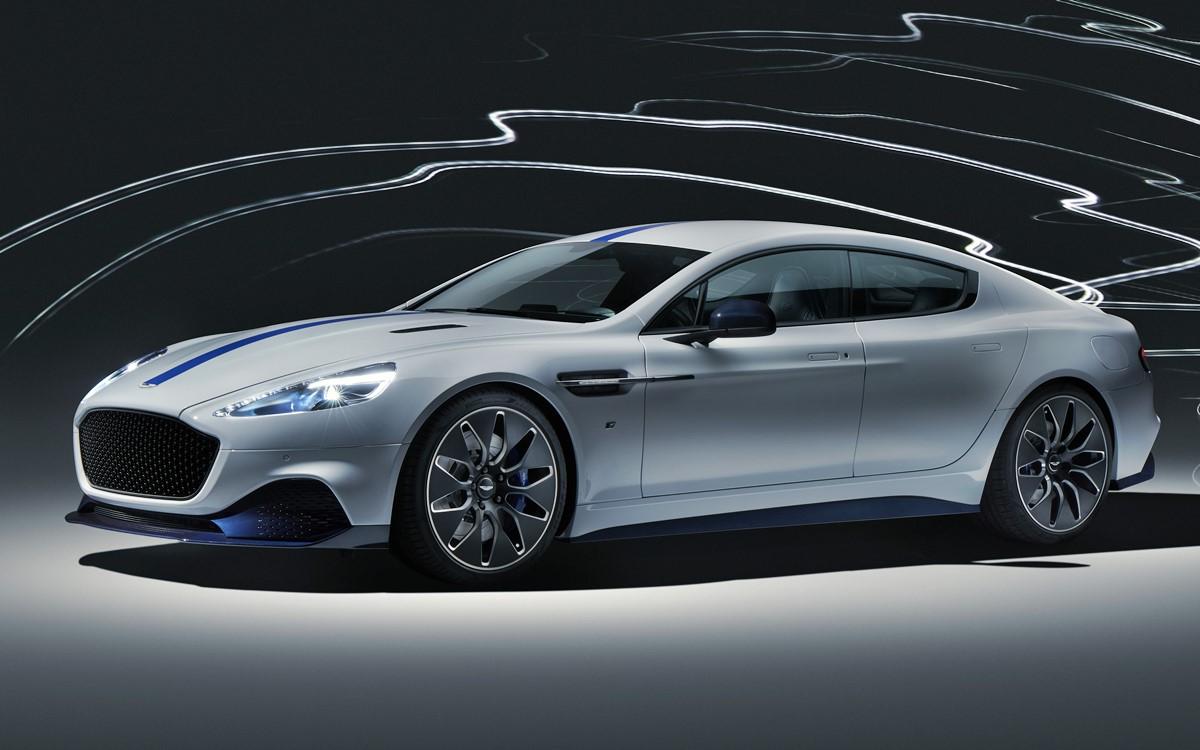 Aston Martin Rapid E: 610 caballos y 320 km de autonomía eléctrica