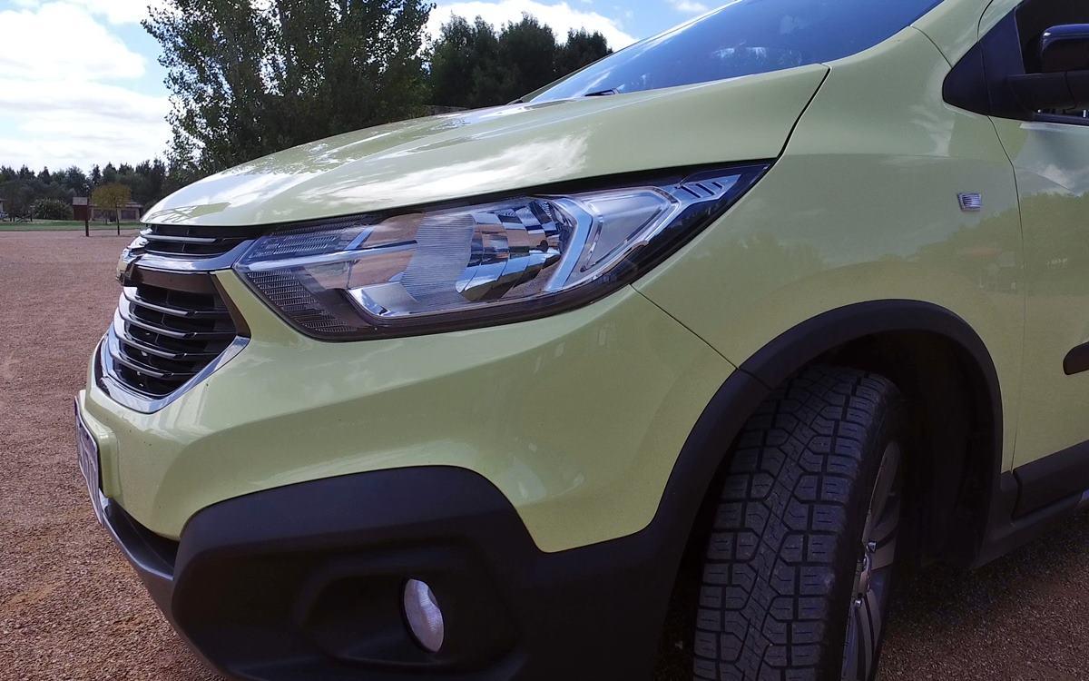 Escapadas: A Termas del Salado en Chevrolet Spin Activ7