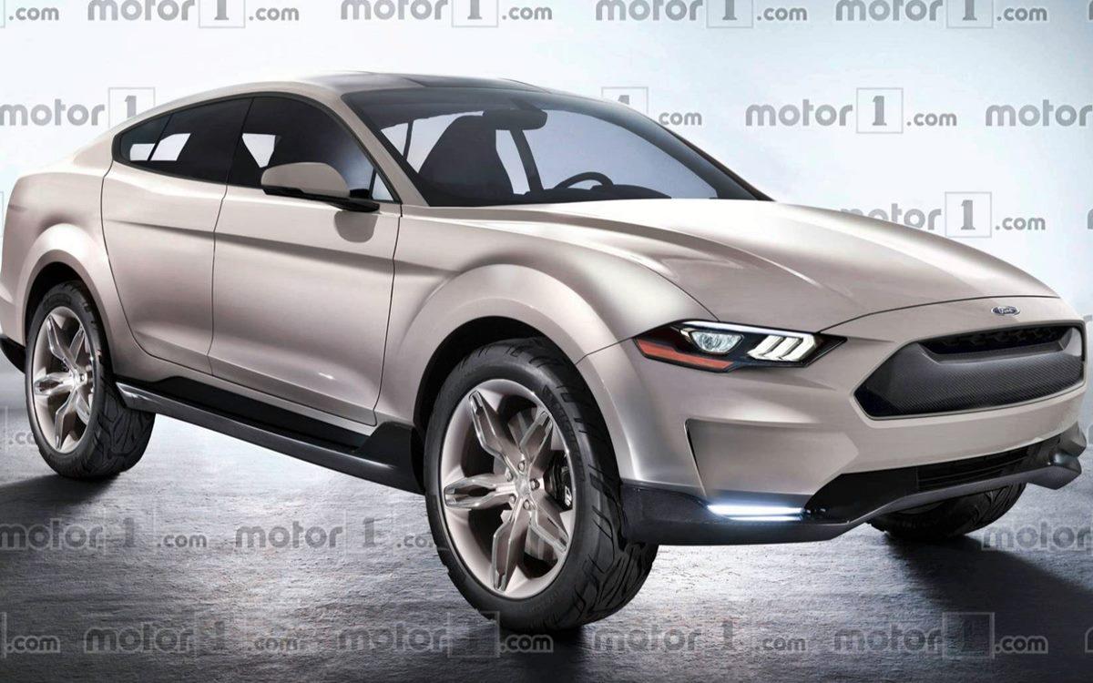 ¿Qué sabemos del SUV eléctrico inspirado en el Mustang que fabricará Ford?