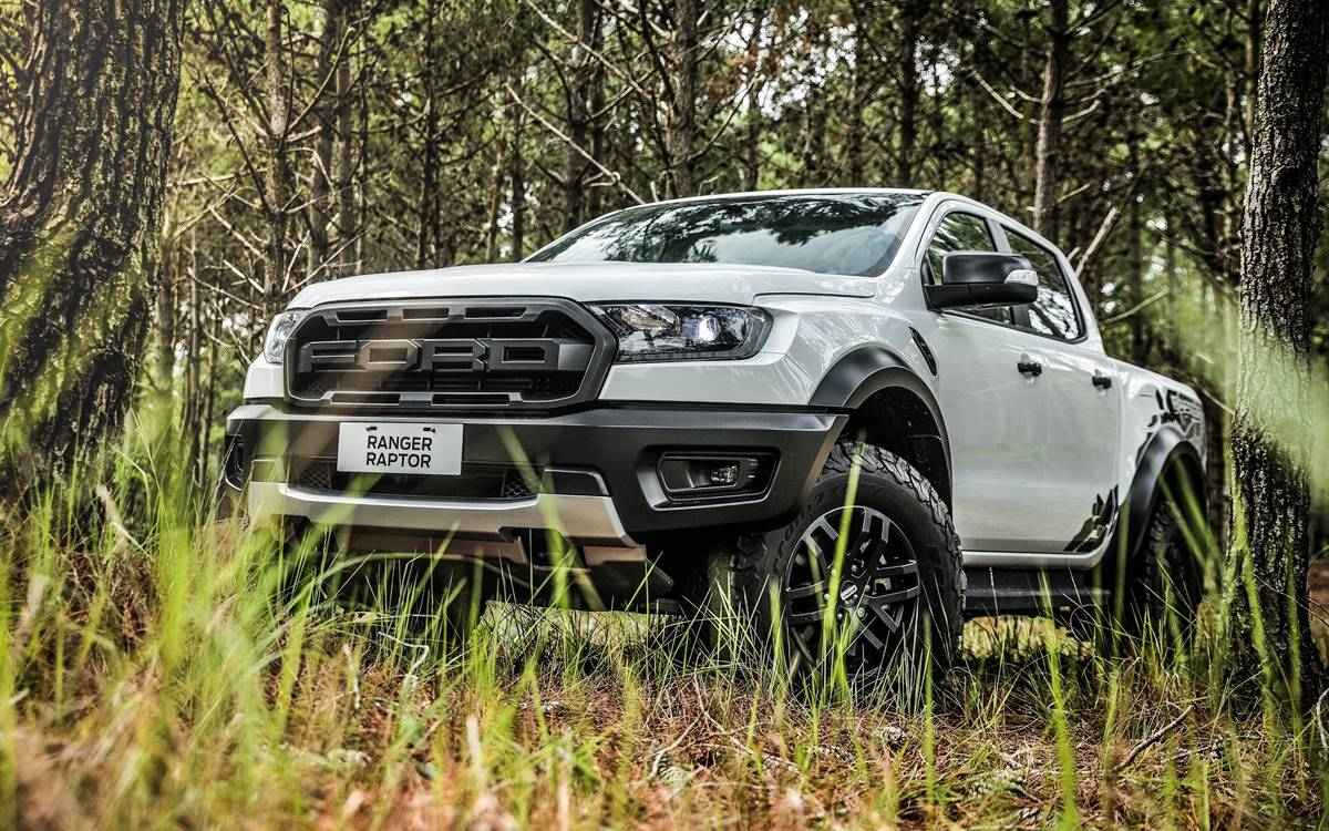 Comenzó la preventa de la Ford Ranger Raptor