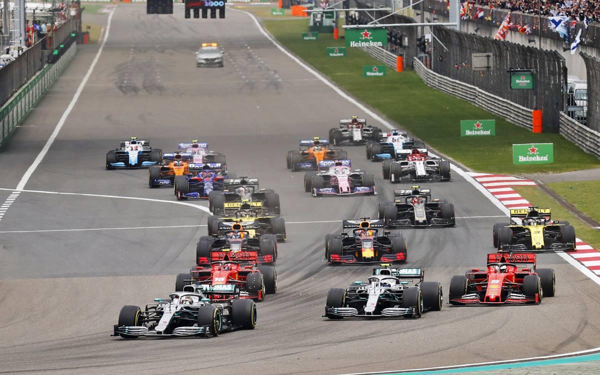 Lewis Hamilton ganó la carrera 1.000 de la Fórmula 1