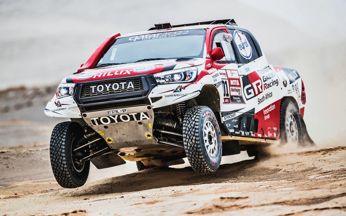 Dakar 2020: Al-Attiyah brinda detalles de la carrera que se hará en Arabia Saudita