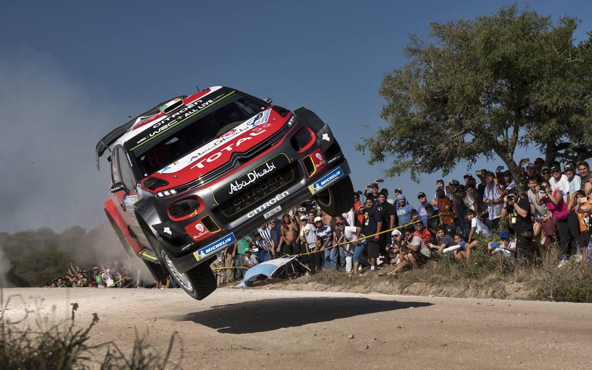 El Rally de Argentina se destaca en el mundo