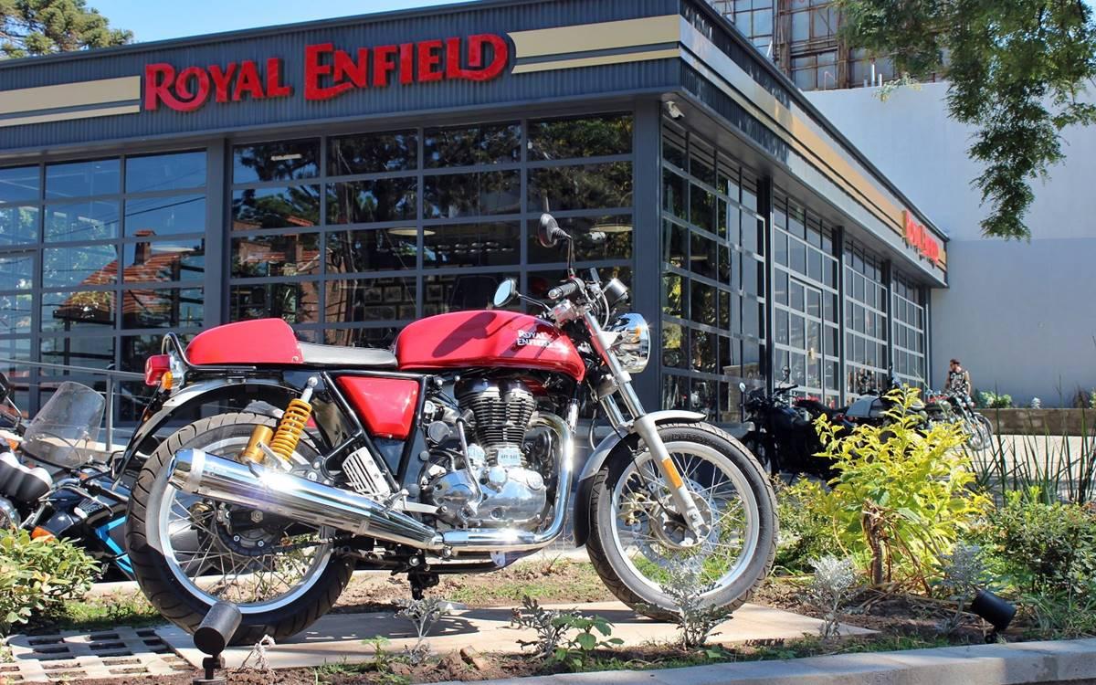 Royal Enfield: Con el peso de la historia