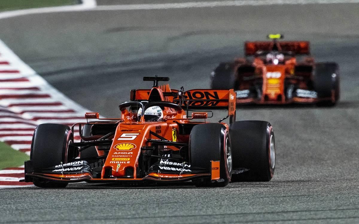 La Fórmula 1 dividida por su futuro