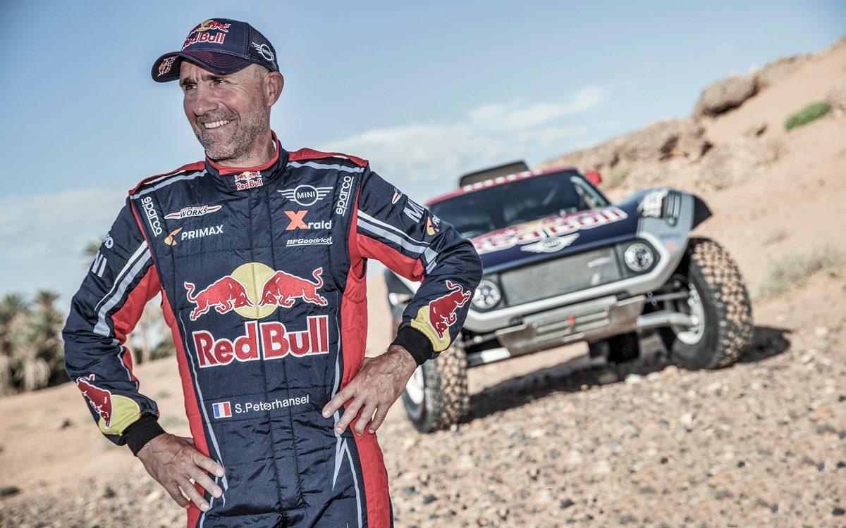 """Stéphane Peterhansel: """"Este es el nuevo espíritu del Dakar"""""""