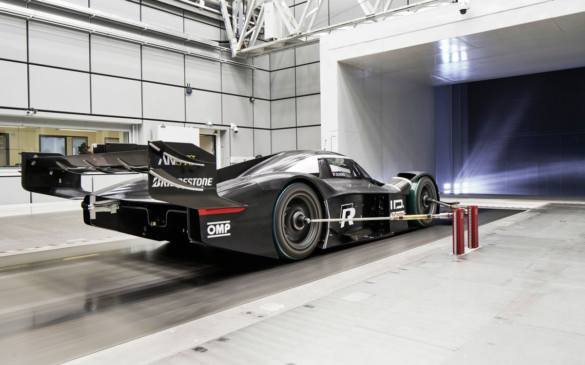 El VW ID. R se prepara para volar en Nürburgring
