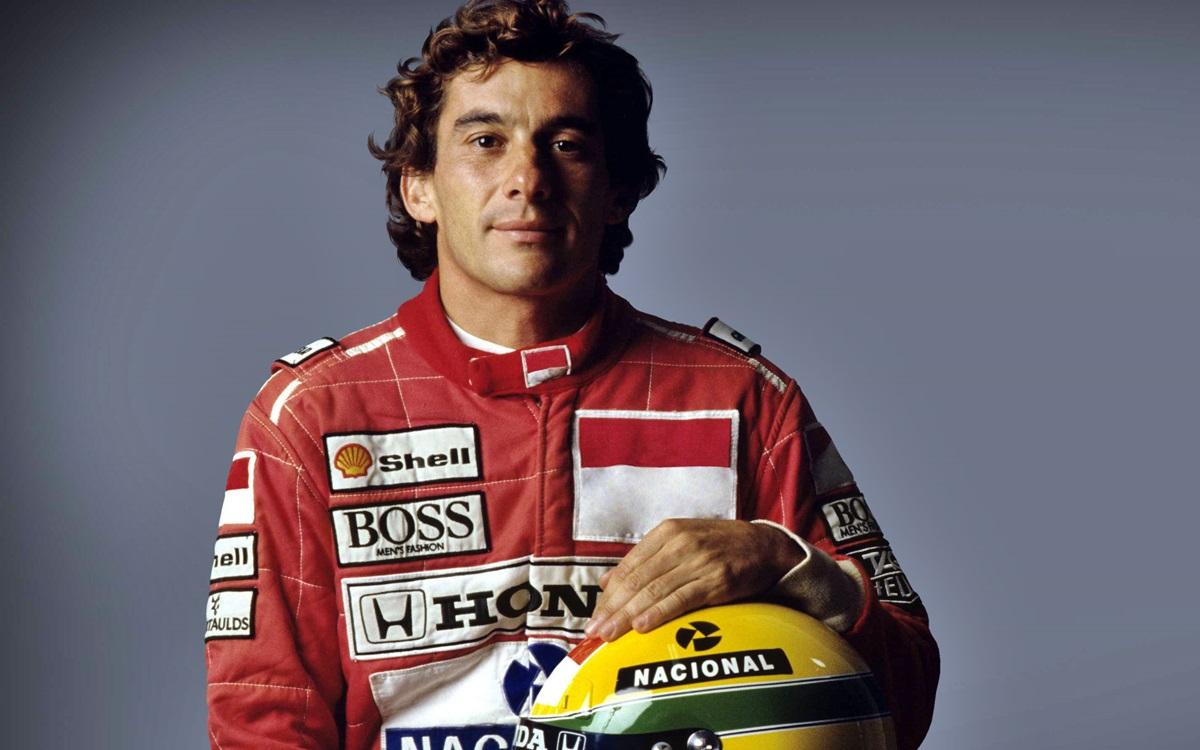 Ayrton Senna, la leyenda eterna