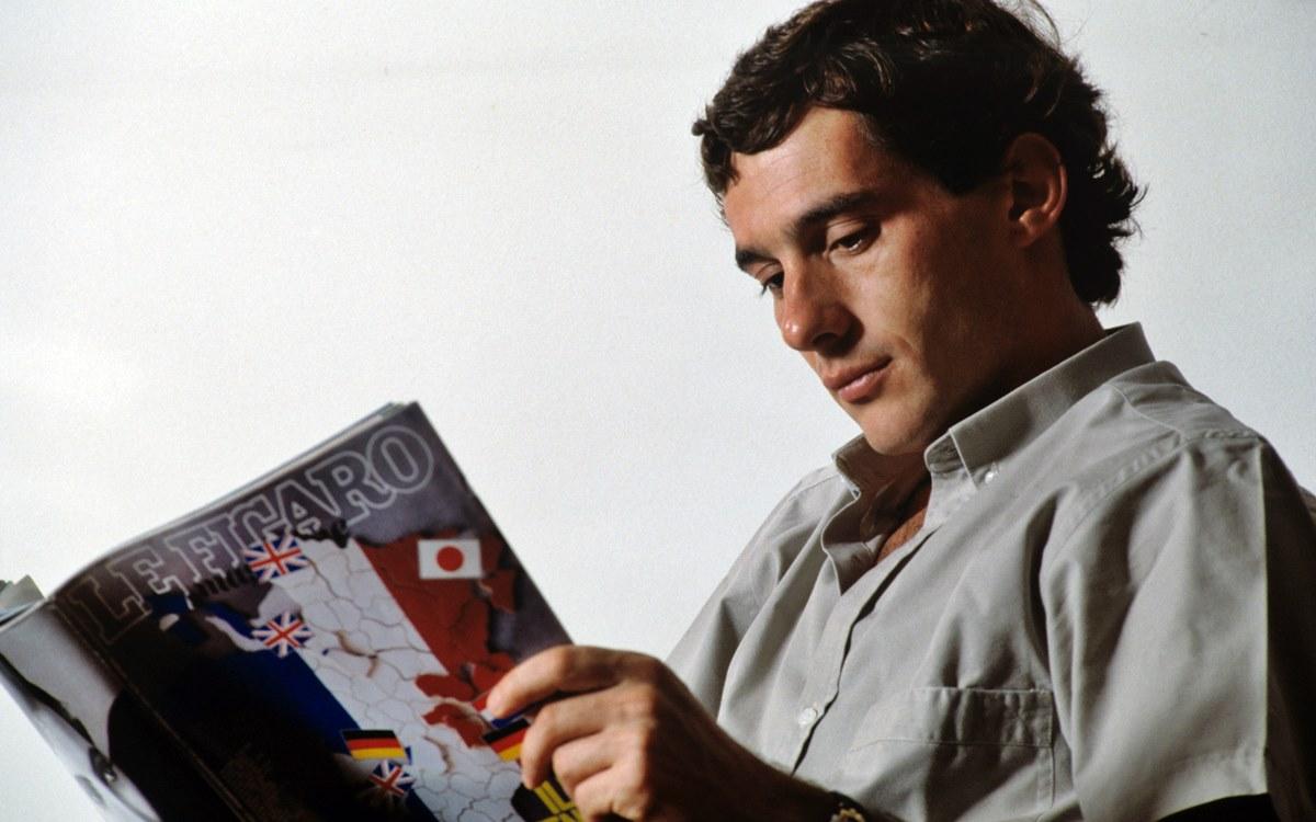 Ayrton Senna, el hombre detrás del piloto