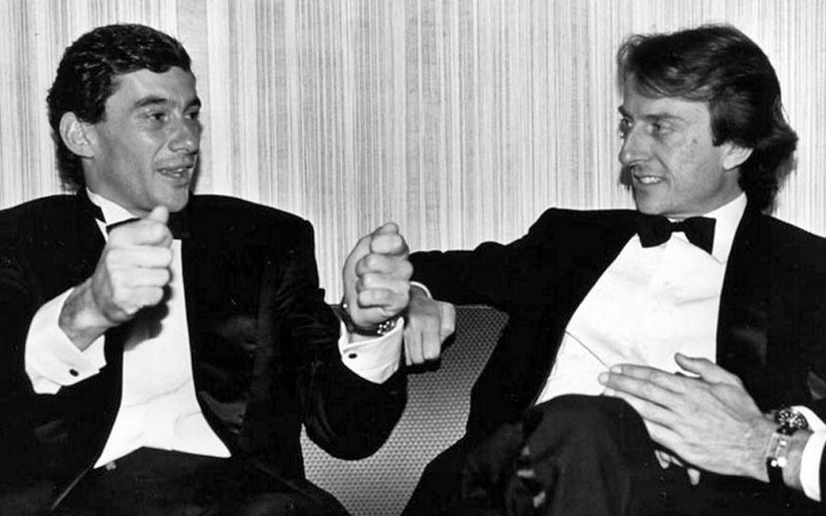 Ayrton Senna en Ferrari: El sueño que no pudo ser