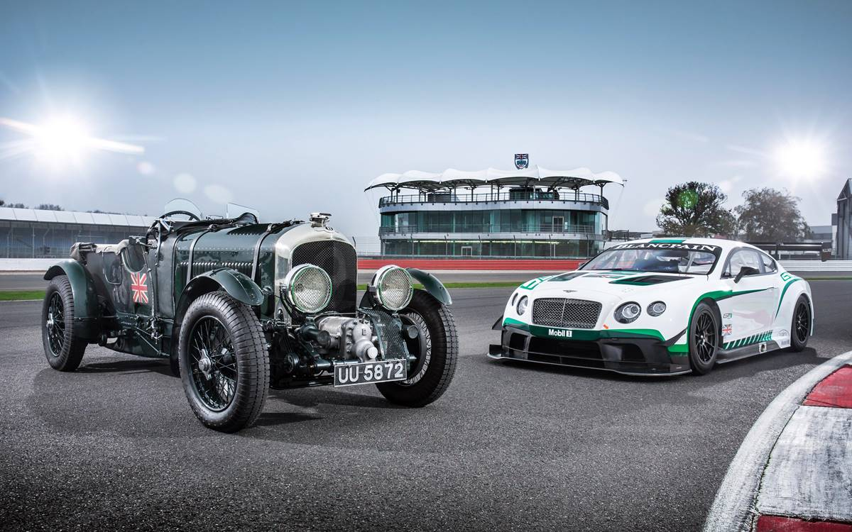 Bentley: Un siglo de lujo y deportividad