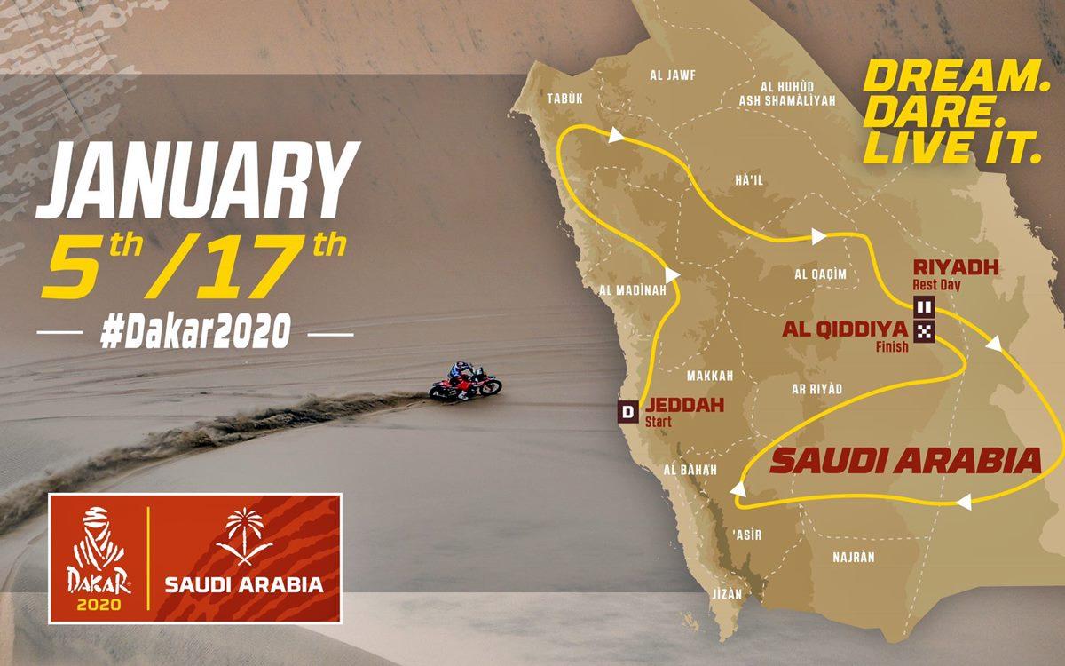 Dakar 2020: Regreso a los orígenes