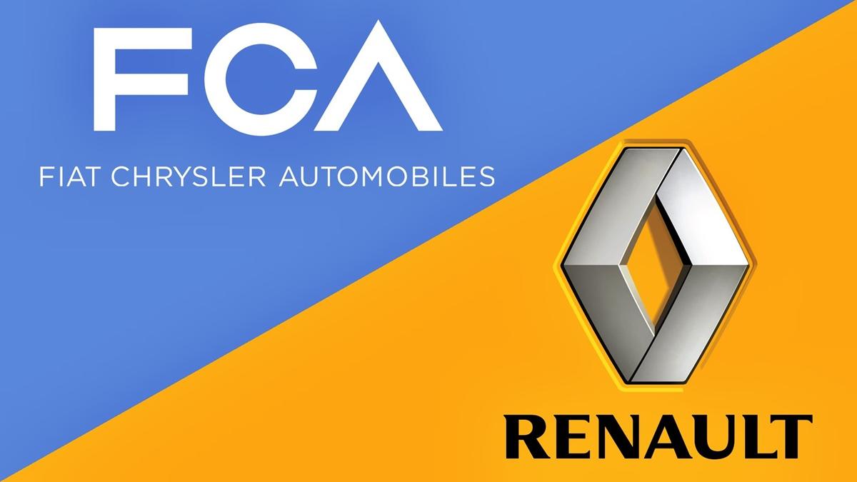 Nissan le da el OK a la fusión entre Renault y Fiat Chrysler Automobiles