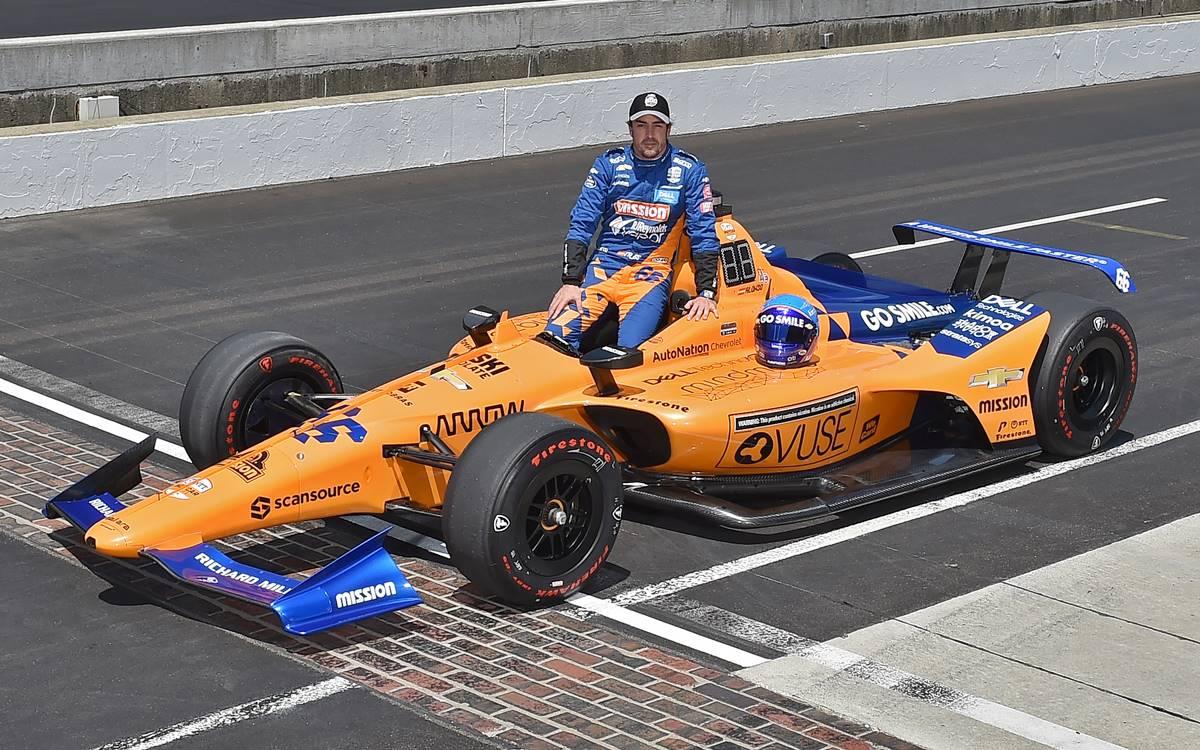 Fernando Alonso adentro de la Indy 500, solo si McLaren compra un lugar…