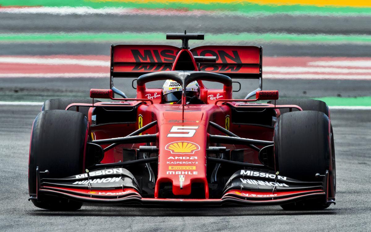 Ferrari quiere su revancha en Netflix