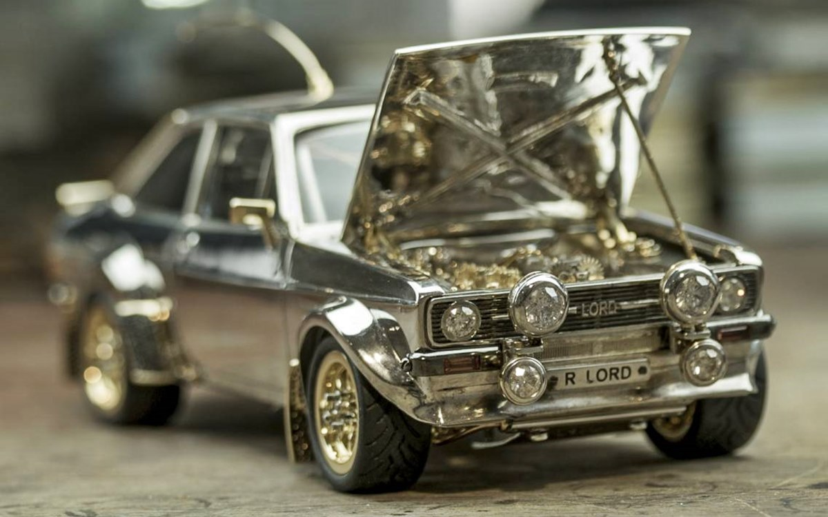 El Ford Escort que es una auténtica joya