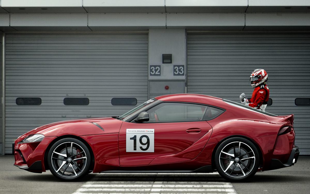 La GR Supra GT Cup busca a su primer campeón