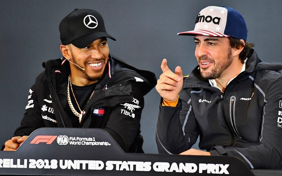 ¿Fernando Alonso y Lewis Hamilton a la Fórmula E? Eso piensa Felipe Massa…
