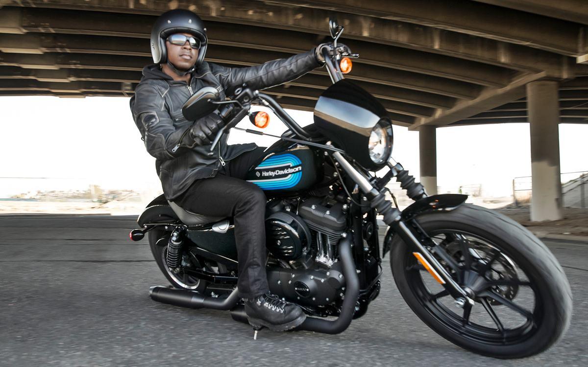 Harley-Davidson Iron 1200 ya se vende en Argentina
