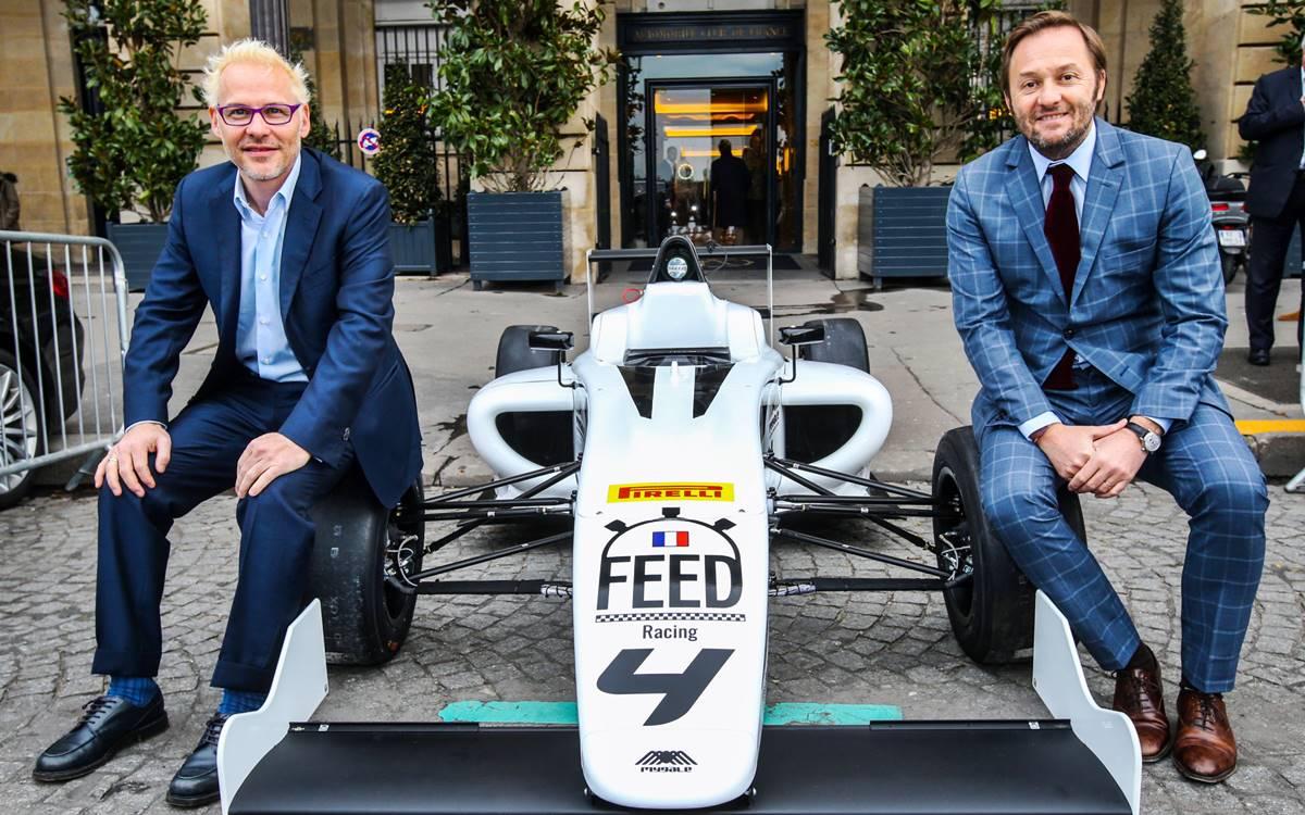 Jacques Villeneuve ayudará a jóvenes a llegar a la Fórmula 1